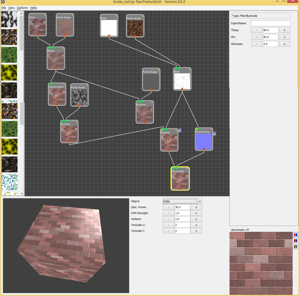 Neo texture edit in action.